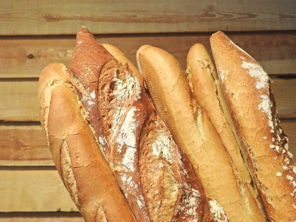 Pan de la Panadería Zamacona - Ogia