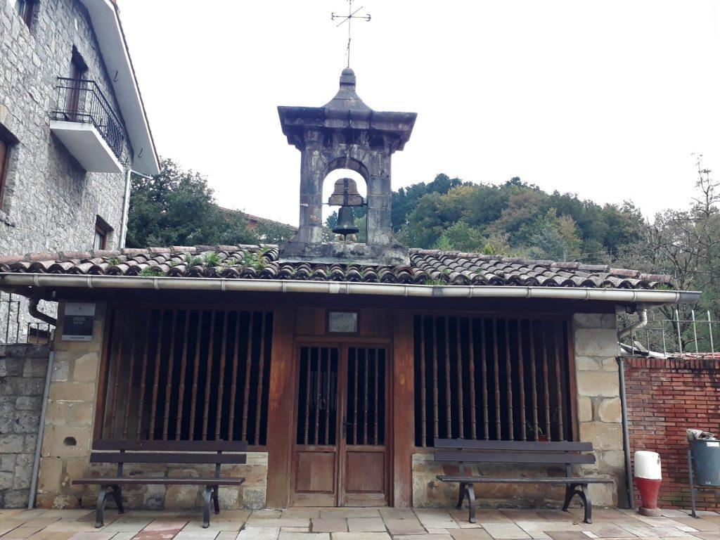 Ermita de la Piedad, Areatza