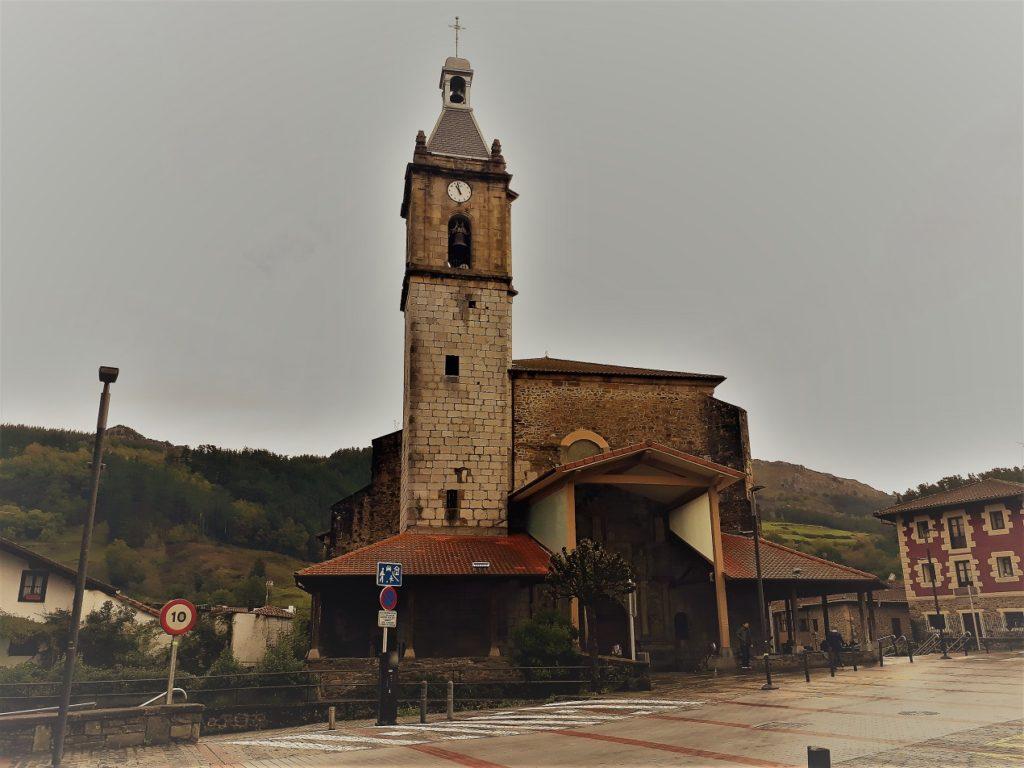 Areatza. Iglesia Parroquial de San Bartolomé